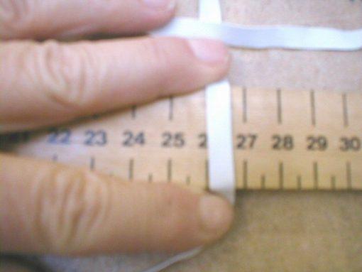 6mm Swimwear Elastic