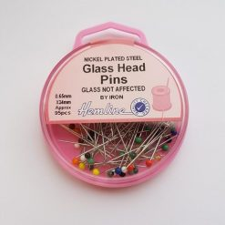 Glass Headed Pins