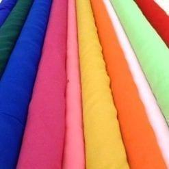 Plain Polyester Chiffon Fabric
