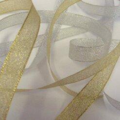13mm metallic ribbon