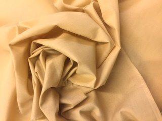 mustard Poly Cotton