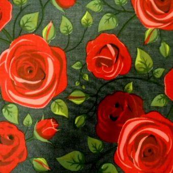 Chambray Rose Dolche Black