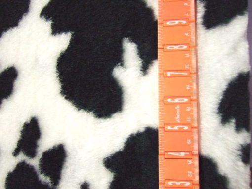 cow faux fur