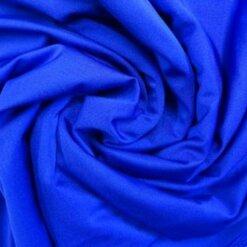 Lycra Polyester Spandex High Shine 190g royal
