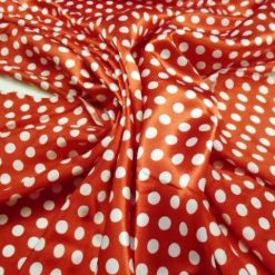 Spot Patterned Fabric
