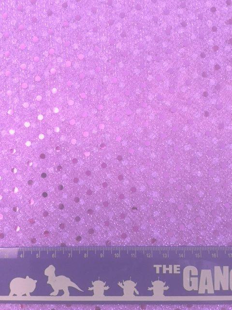 lilac spotty Dotty