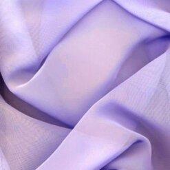 lilac chiffon