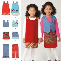 Simplicity sewing pattern 1568