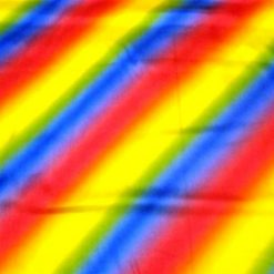 Rainbow Satin