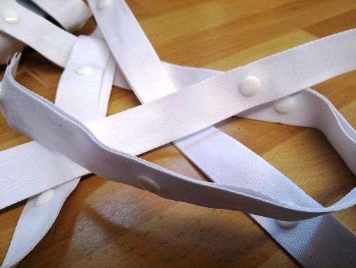 Large Space Duvet Poppa Tape White