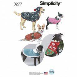 Simplicity Sewing Pattern 8277