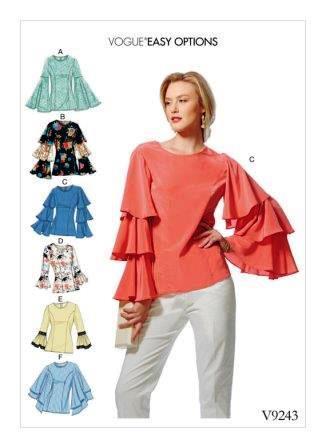 Vogue Pattern 9243