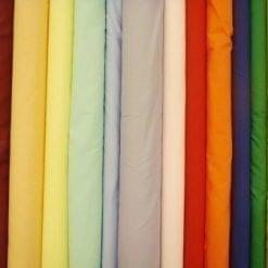 Plain Polycotton Fabric