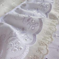 Broderie Anglais Fabric