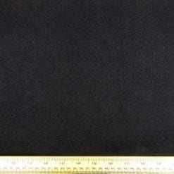 Track Suiting Fabric Plain black