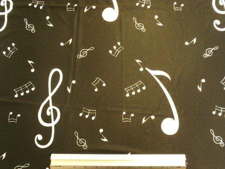 music maestro patterned lycra
