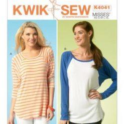 Kwik sew pattern 4041