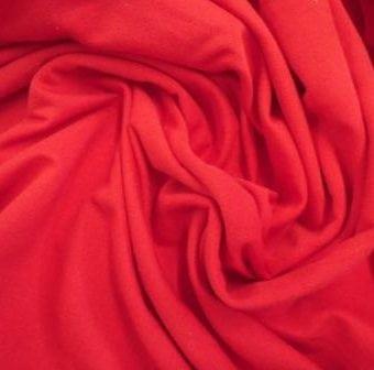 Plain Red T-Shirting