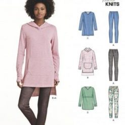 New Look Sewing Pattern 6529