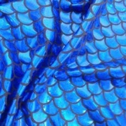 Royal Fish Scales Mermaid Tails