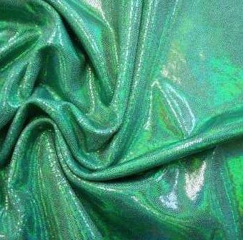 Green Hologram