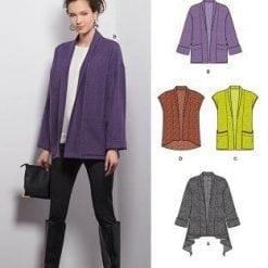 newlook sewing pattern 6397