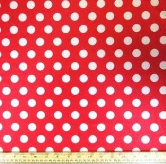 Mini Mouse Spot Red