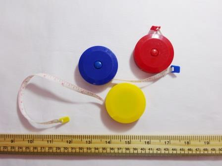 Tape Measures Rotary Retractable