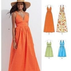 6491 new look sewing pattern