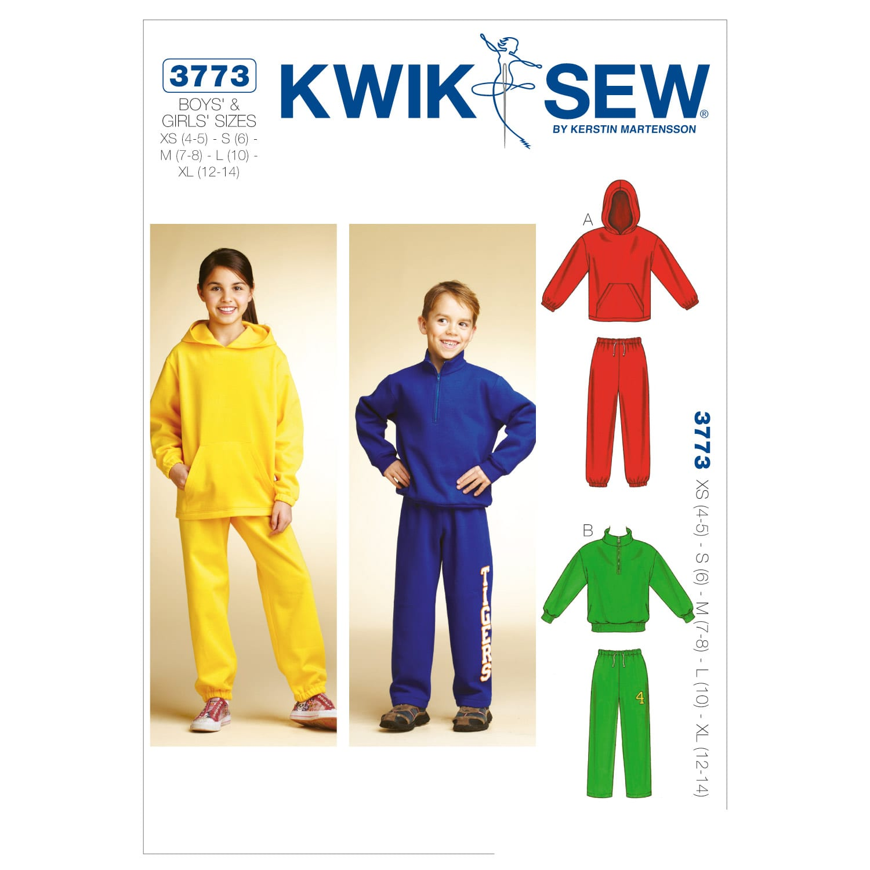kwik Sew 3773