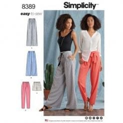 Simplicity Sewing Pattern 8389