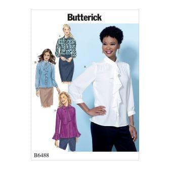 Butterick Sewing Pattern 6488