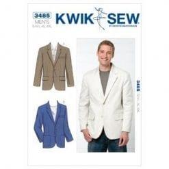 Kwik Sew Sewing Pattern 3485