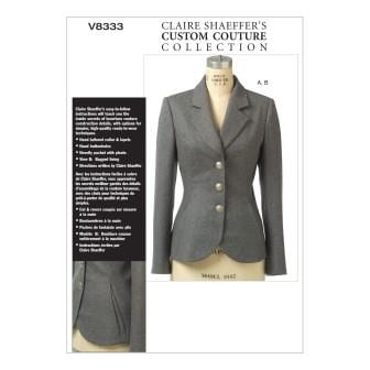 Vogue Sewing Pattern 8333