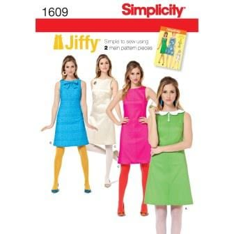 Simplicity Sewing Pattern 1609