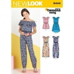 New Look Sewing Pattern 6444