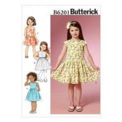Butterick Sewing Pattern 6201