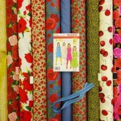 Cotton Shift Dress Sewing Kit