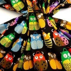 Cotton Canvas Fabric Animal Backpacks