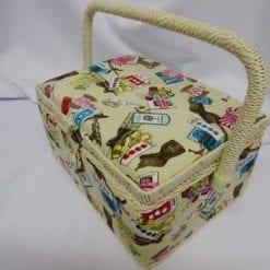 Sewing Work Boxes Medium sewing kits