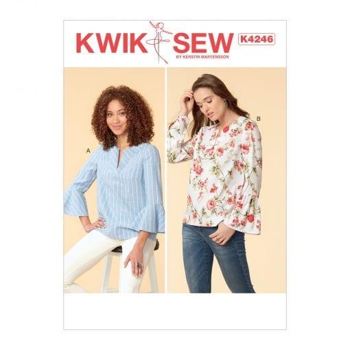 Kwik sew sewing pattern 4246