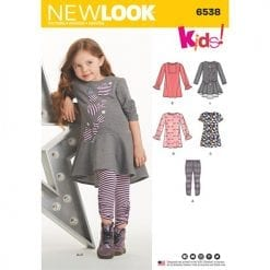 new look 6538