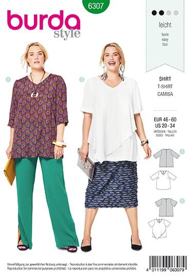 Burda Sewing Pattern 6307