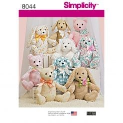 Simplicity Sewing Pattern 8044