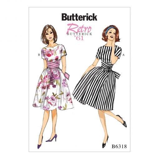 Butterick Sewing Pattern 6318