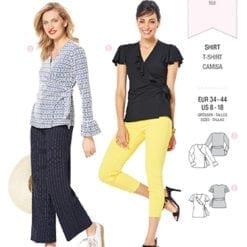 Burda Sewing Pattern 6331