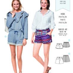 Burda Sewing Pattern 6409