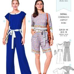 Burda Sewing Pattern 6433