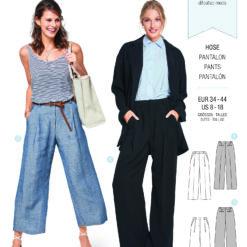 Burda Sewing Pattern 6436