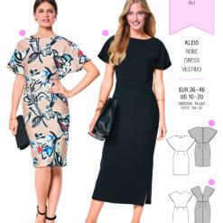 Burda Sewing Pattern 6439